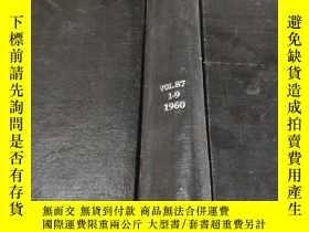 二手書博民逛書店chemical罕見week vol.87 nos.1-9 19