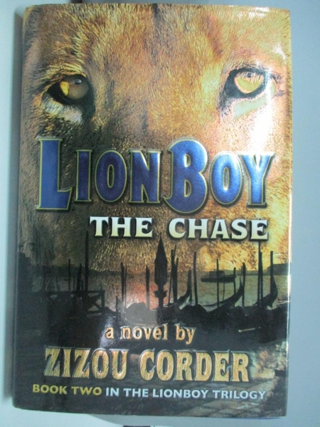 【書寶二手書T1/兒童文學_DC4】The Chase_Corder, Zizou/ Van Deelen, Fred (ILT)