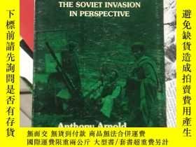 二手書博民逛書店AFGHANISTAN罕見THE SOVIET INVASION