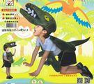 萬聖節現貨 可愛鱷魚裝扮服 兒童造型服 造型服頭飾帽裝扮服裝道具-角色扮演