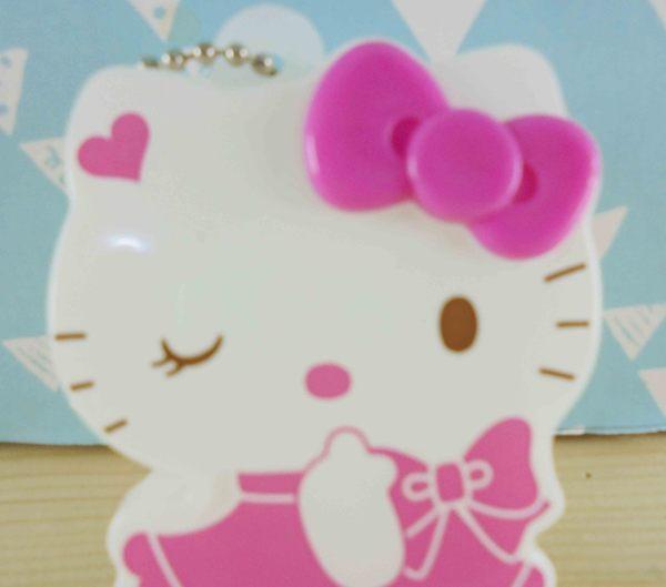 【震撼精品百貨】Hello Kitty 凱蒂貓~KITTY空盒-粉眨眼