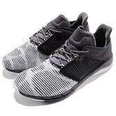Reebok 慢跑鞋 FSTR Flexweave 白 灰 全新科技針織鞋面 運動鞋 女鞋【PUMP306】 CN1404