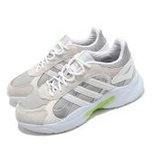 adidas 休閒鞋 Crazychaos Shadow 灰 銀 綠 老爹鞋 女鞋 愛迪達 【ACS】 FX9111