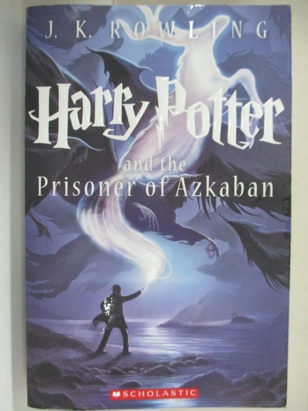 【書寶二手書T1/原文小說_AYX】Harry Potter and the Prisoner of Azkaban_Rowling, J. K.