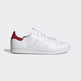 Adidas Stan Smith [FY9202] 女鞋 運動 休閒 慢跑 復古 經典 潮流 穿搭 愛迪達 白 紅