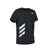 ADIDAS 男短袖T恤(吸濕排汗 運動 慢跑 路跑 上衣 反光 愛迪達「FR8382」≡排汗專家≡