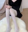 蕾絲襪 黑色絲襪女漁網襪
