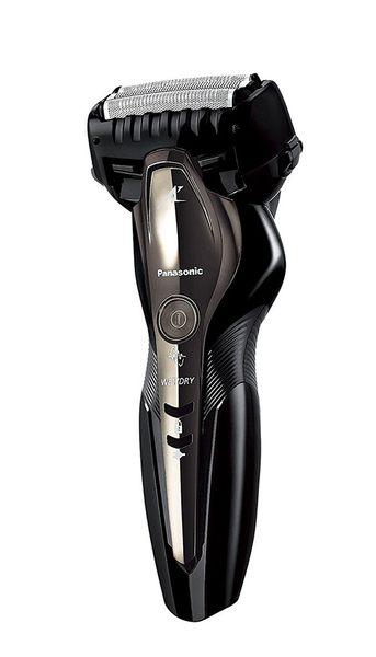 新款式【日本代購】Panasonic 松下電動刮鬍刀 新款式 3刀片剃刀ES-ST2Q-黑色