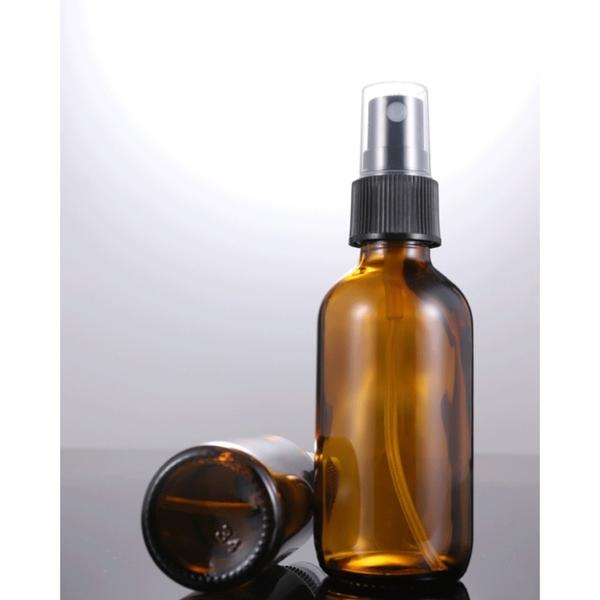 茶色玻璃噴霧瓶-30ml/50ml/精油玻璃噴瓶