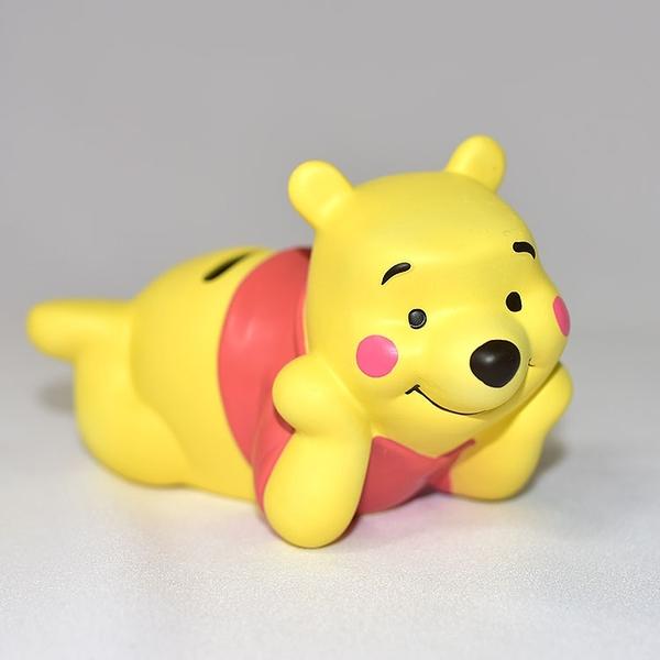 小熊維尼 陶瓷 存錢箱 貯金箱 撲滿 日本迪士尼正版 pooh