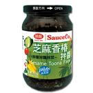 味榮~芝麻香椿拌醬350公克/罐