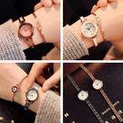 雙11限時優惠-女士手錶 防水新款玫瑰金...