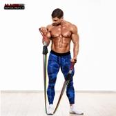 拉力繩家用健身男彈力繩訓練拉力器皮筋擴胸器彈力帶健身器材家用 小明同學