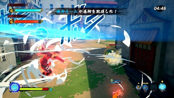 ★御玩家★現貨附特典 PS4 火影忍者 新忍出擊 中文限定版