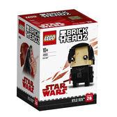 LEGO樂高 BRICK HEADZ系列 Kylo Ren™_LG41603