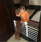 寵物圍欄 - 加高版伸縮擋狗板  聖誕禮物 jy【快速出貨八折下殺】