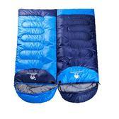 限定款睡袋駱駝戶外睡袋 露營旅行隔臟可拼接雙人室內成人睡袋