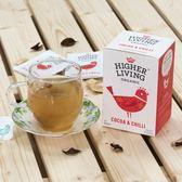 英國 Higher Living 有機 茶包 可可辣椒熱浪 15包/盒