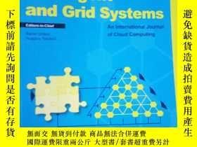 二手書博民逛書店Multiagent罕見and Grid SystemsY153