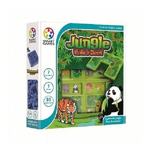 《 信誼 - Smart Games 》叢林大冒險-日與夜 /  JOYBUS玩具百貨