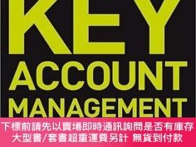 二手書博民逛書店預訂Key罕見Account Management - The Definitive Guide 3EY492