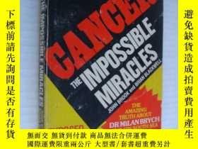 二手書博民逛書店Cancer:The罕見impossible miraclesY