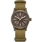 Hamilton漢米爾頓卡其野戰系列軍事手錶 H69449861