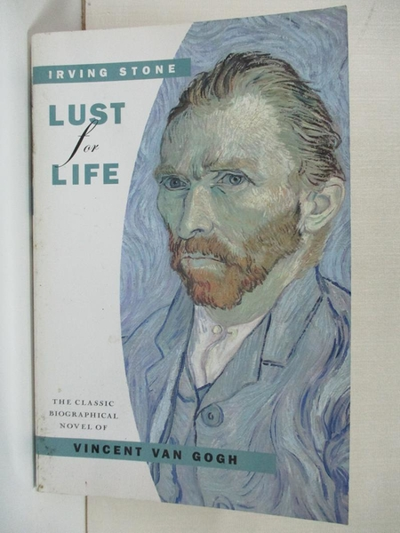 【書寶二手書T4/藝術_HZG】Lust for Life_Stone, Irving