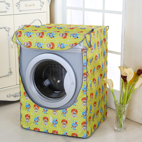 洗衣機罩 涂銀滾筒洗衣機罩防水防曬耐用全自動西門子海爾博世三星LG【父親節八八折】