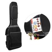 電吉他袋 斗牛士電吉他包加厚個性搖滾防震防水雙肩背海綿吉它琴包琴袋T 雙12提前購