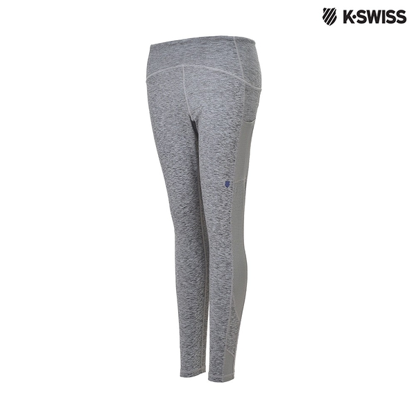 K-SWISS Space Dye Tights運動內搭褲-女-灰