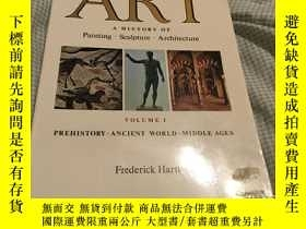 二手書博民逛書店Art:罕見A History of Painting, Scu