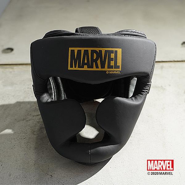 MRVEL漫威運動用品 拳擊頭盔 健身訓練用品 [M694108982373]
