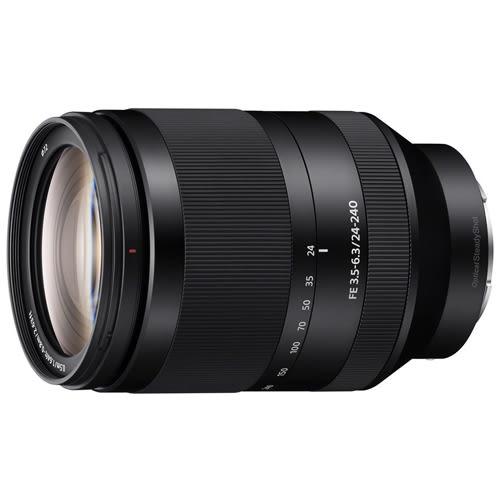 加送原廠包布+贈3好禮 3期零利率 SONY FE 24-240mm F3.5-6.3 OSS 望遠變焦鏡(SEL24240) 平行輸入