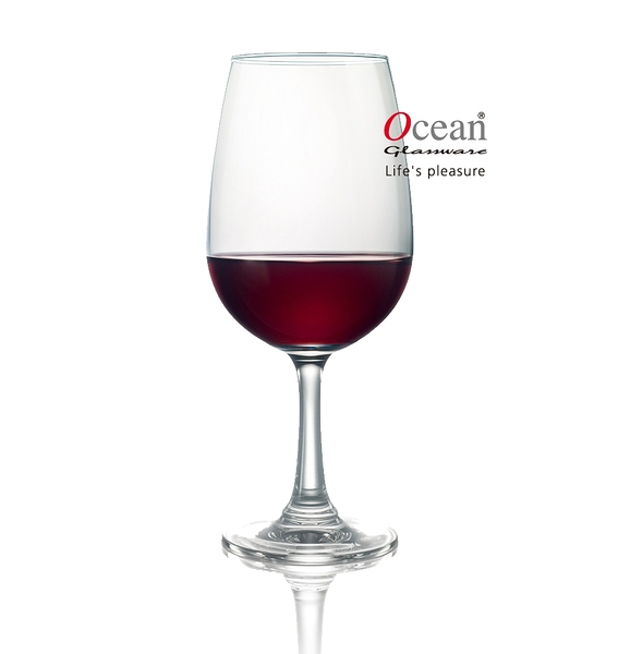 【Ocean】 Society 紅酒杯/6入