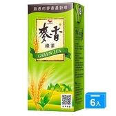 麥香綠茶TP375ml x 6【愛買】