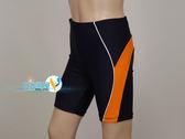 *日光部屋* 奧可那 (公司貨)/AQ15509 男童七分/馬褲型泳褲(台灣製造)