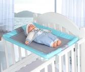 嬰兒尿布整理架換尿布台整理台嬰兒護理台撫觸台換衣架置物台YXS 【快速出貨】