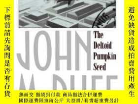 二手書博民逛書店The罕見Deltoid Pumpkin SeedY364682 Mcphee, John Farrar St