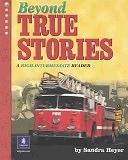 二手書博民逛書店 《Beyond True Stories: A High-Intermediate Reader》 R2Y ISBN:9780130918147│Allyn & Bacon