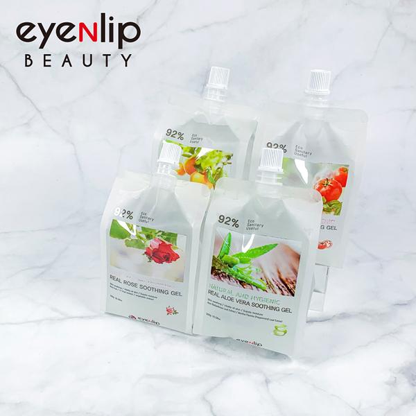 韓國 Eyenlip 92% 吸吸瓶 玫瑰/蘆薈舒緩凝膠 300g 款式可選【小紅帽美妝】