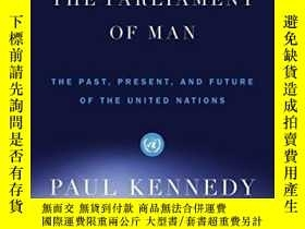 二手書博民逛書店The罕見Parliament Of ManY256260 Paul Kennedy Vintage 出版2