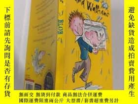 二手書博民逛書店invasion罕見of the blobs 小滴 入侵.Y200392