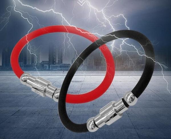 靜電手環 日本新款防靜電手環運動去除靜電消除器男女款人體防輻射無線款 南風小鋪