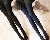 2條裝絲襪女中厚防勾絲薄款連體襪「巴黎街頭」