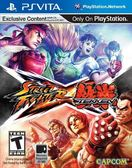 PSV Street Fighter X Tekken 快打旋風 X 鐵拳(美版代購)