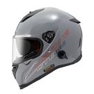 【東門城】ASTONE GTB800 AO12 素色(水泥灰) 全罩式安全帽 雙鏡片