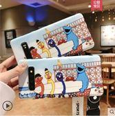 三星 Note 8 Note 9 手機殼 軟硅膠 磨砂 卡通 新潮 防摔 保護殼 全包邊 超薄 創意 個性 硅膠套 軟殼