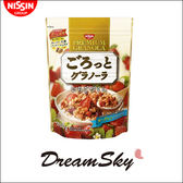 日本 日清 NISSIN 綜合 草莓 穀片 健康 早餐 點心 無負擔 麥片 蛯原友里 小新 (200g/袋) DreamSky