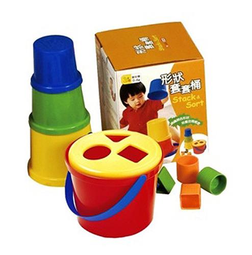 Stack & Sort形狀套套桶